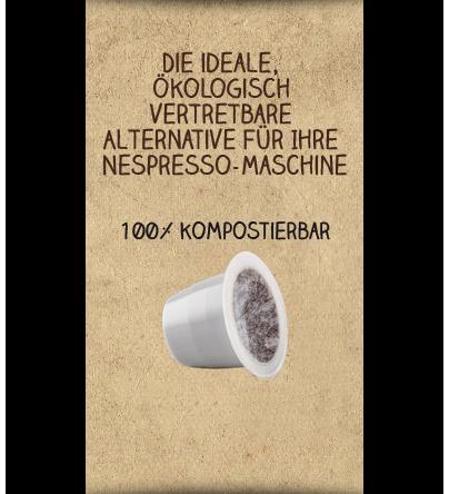 Kaffeekapseln für Nespresso