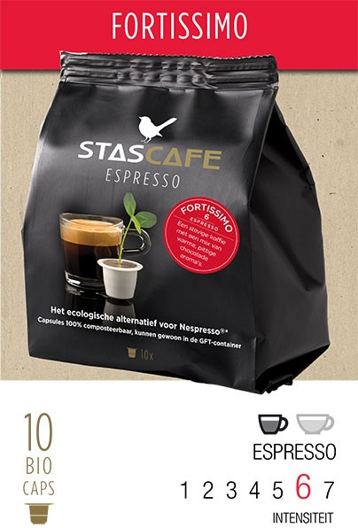 STASCAFE fortissimo